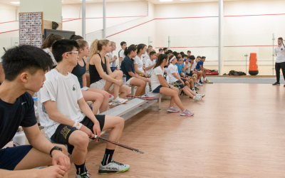 Summer 2020 Online Zoom Squash Camps