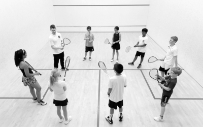 S2 Squash – Online Academy this week