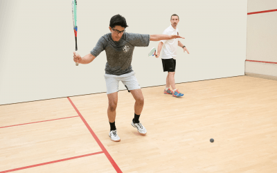 Counter Drop – the Ugly Duckling of the Squash World…
