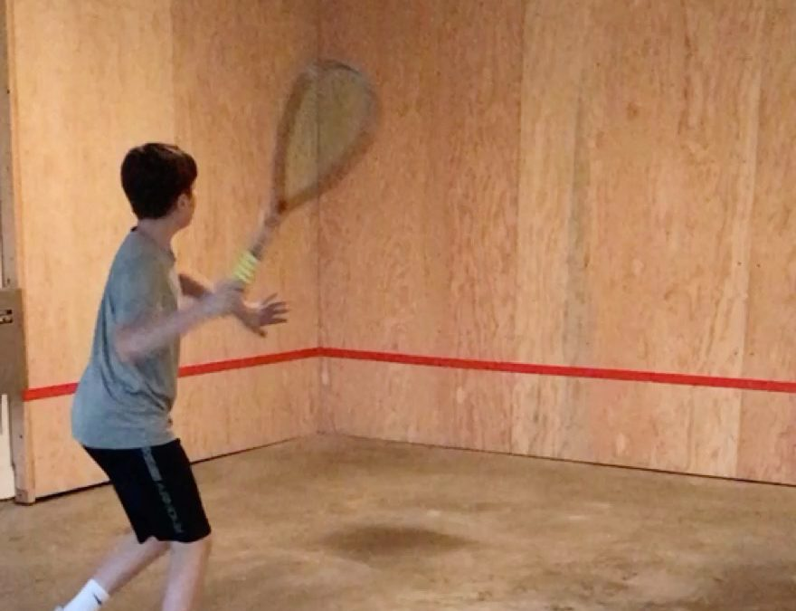 S2 Squash Online Summer Camps kickoff tomorrow!